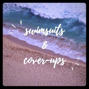 Swimwear and cover ups!